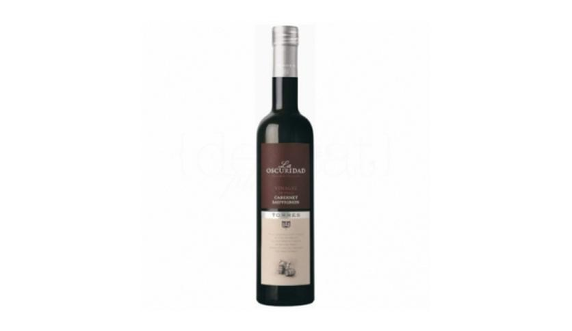 Local products Vinagre Tinto Cabernet Sauvignon la Oscuridad 50cl. Torres. 6un.