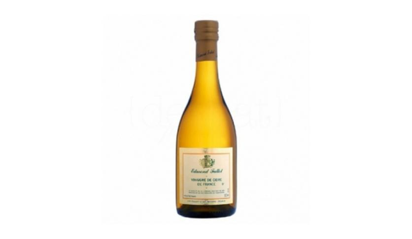 Local products Vinagre de Sidra 50cl. Edmond Fallot. 6un.