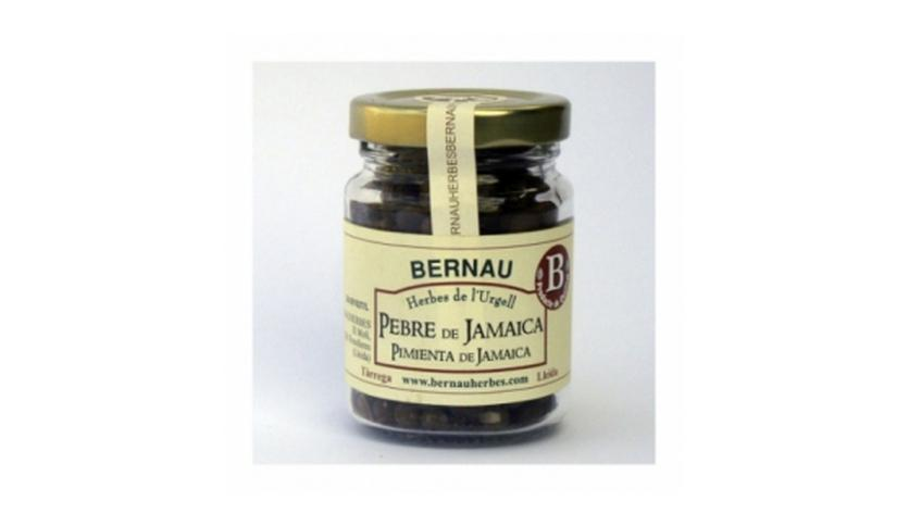 Local products Pimienta de Jamaica 30gr. Bernau Herbes. 12un.