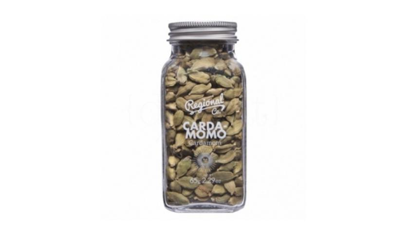 Local products Cardamomo 65gr. Regional Co. 6un.