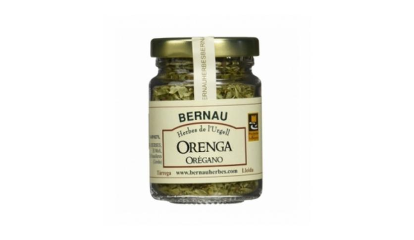 Local products Orégano 10gr. Bernau Herbes de l'Urgell. 12un.