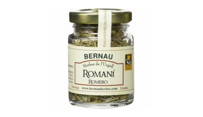 Local products Romero 20gr. Bernau Herbes de l'Urgell. 12un.