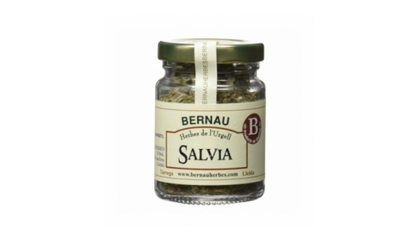 Local products Salvia 10gr. Bernau Herbes de l'Urgell. 12un.