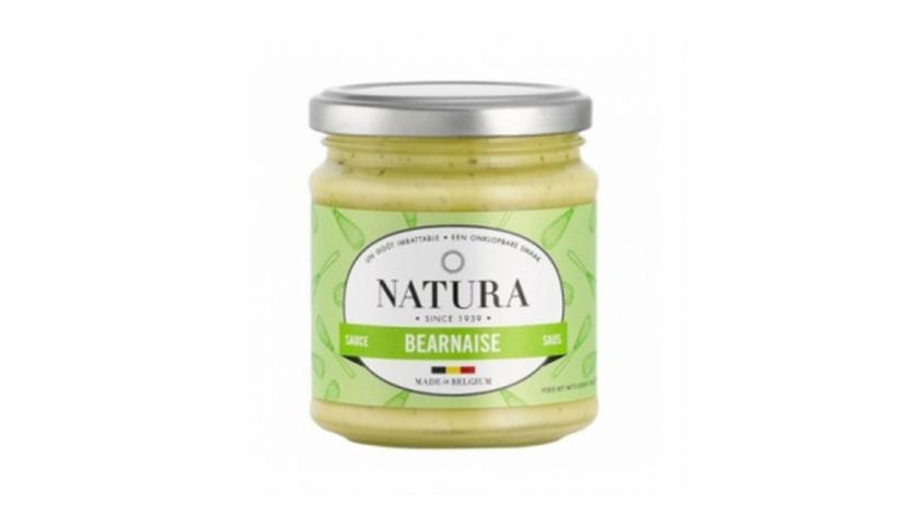 Local products Salsa Béarnaise 160gr. Natura. 6un.