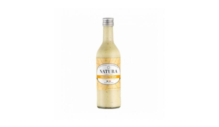 Local products Vinagreta Cesar 370ml. Natura. 6un.