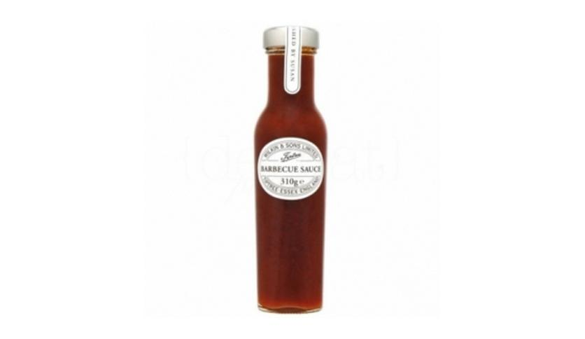Local products Barbacue Sauce 310gr. Tiptree. 6un.