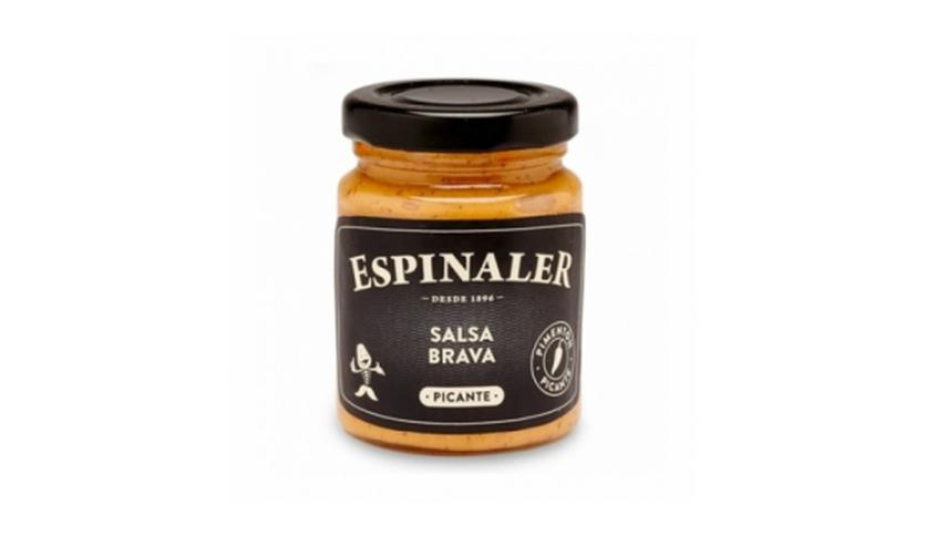 Local products Salsa Brava 140gr. Espinaler. 12un.