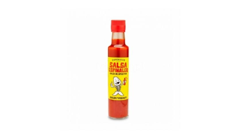 Local products Salsa aperitivo 1/4 250ml. Espinaler. 12un.