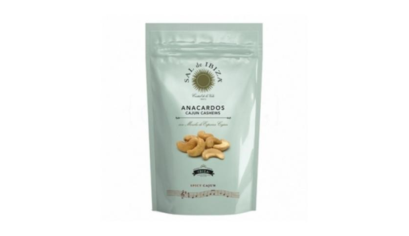 Local products Anacardos Spicy Cajun 80gr. Sal de Ibiza. 8un.